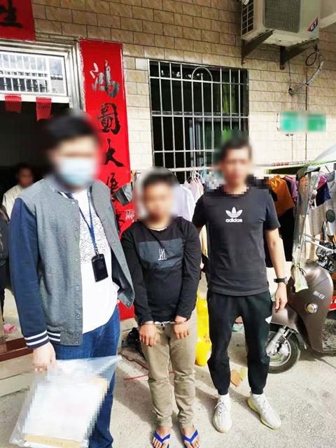 """广州警方3个多月捣毁40多个涉""""两卡""""作案团伙"""