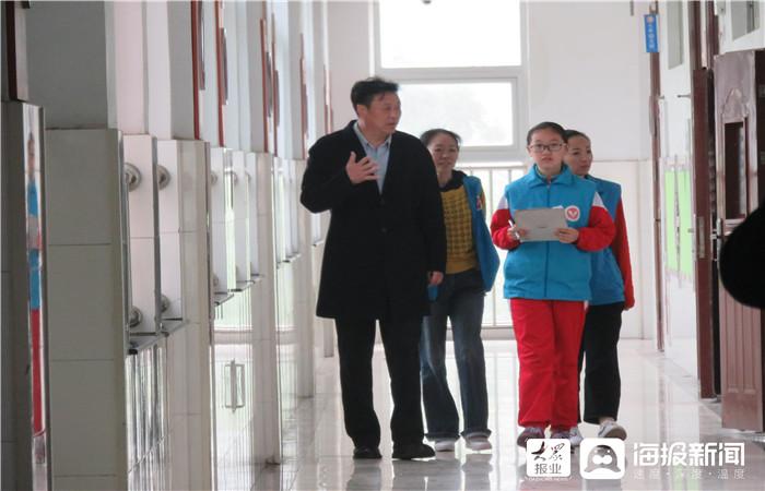 校长访谈|东营市胜利第五中学校长连敏锋:圆教育一个梦想,许孩子一个未来