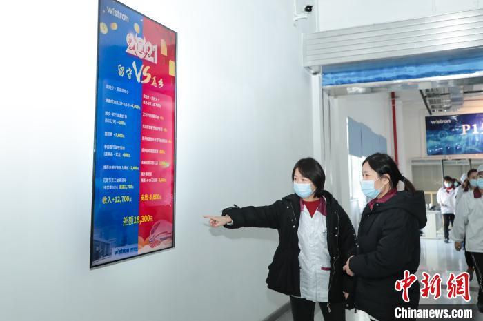 江苏昆山新订单指数逐月攀升 暖心新政支持企业稳岗促产