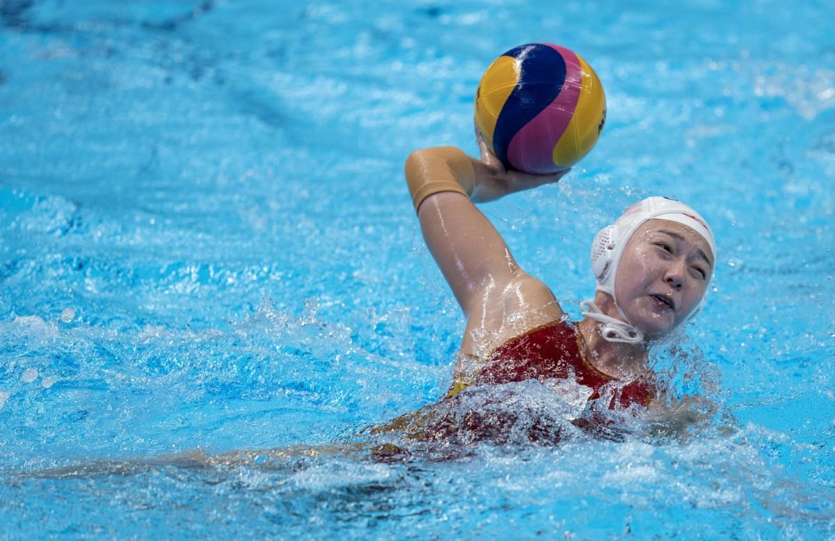 东京奥运会女子水球比赛还余两席 匈意荷希今起争夺