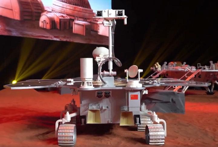 早报 | 中国首辆火星车征名投票即将开启 / QQ 回应读取浏览器历史事件 / 就地过年的仪式感