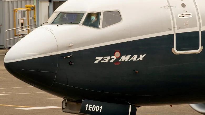 加拿大允许波音737Max恢复运营 六成受访者称将避免与家人同乘