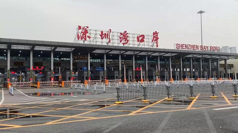 13号线2023年直达深圳湾口岸
