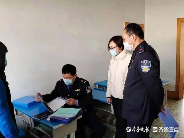 利津:开展春节前校外托管机构食品安全专项检查