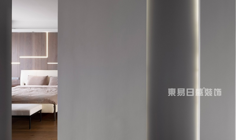 【实景案例】200㎡简约别墅,演绎别样的高级奢华感