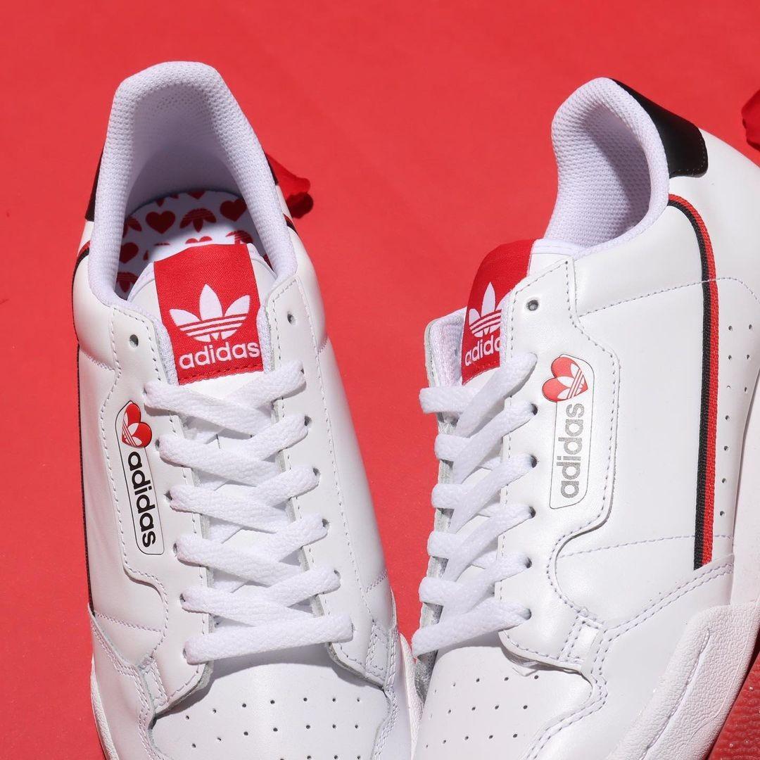 adidas 情人节鞋款即将正式发售!