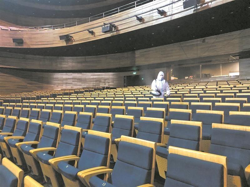 无锡大剧院、博物院、电影院等场馆 春节档防疫不放松