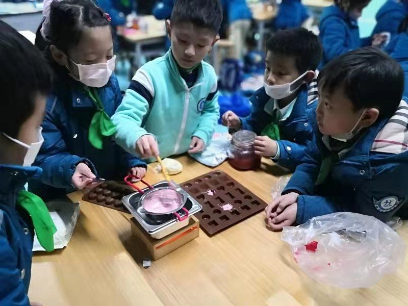 """学习场所搬进""""巧克力工厂"""",学生设计方案列入大修,徐汇项目化学习这样探索"""