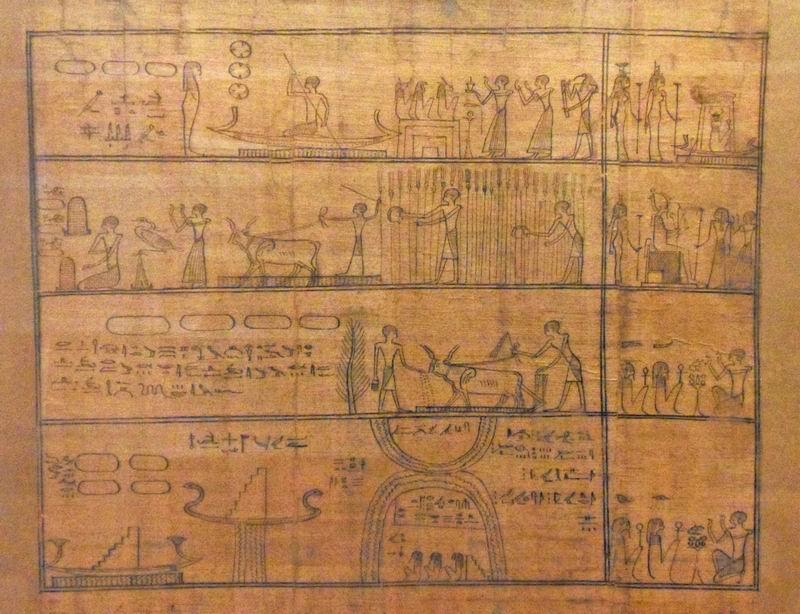 王佃玉评《法老的宝藏》丨莎草纸:通向永生与财富的轻舟