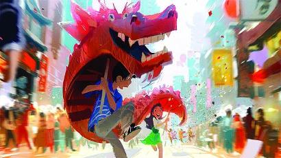 《许愿神龙》:中国元素绘就上海男孩的奇幻之旅