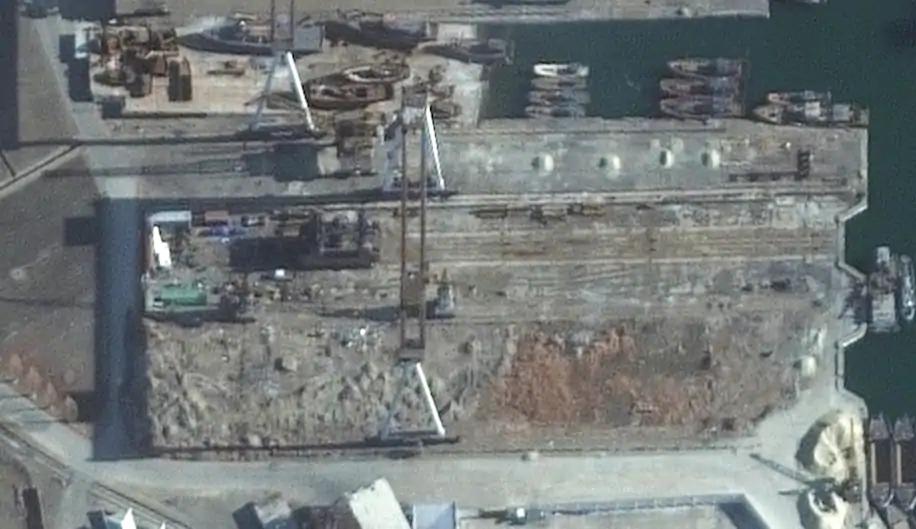"""美媒:朝鲜准备试射潜射导弹 """"迎接拜登上台"""""""