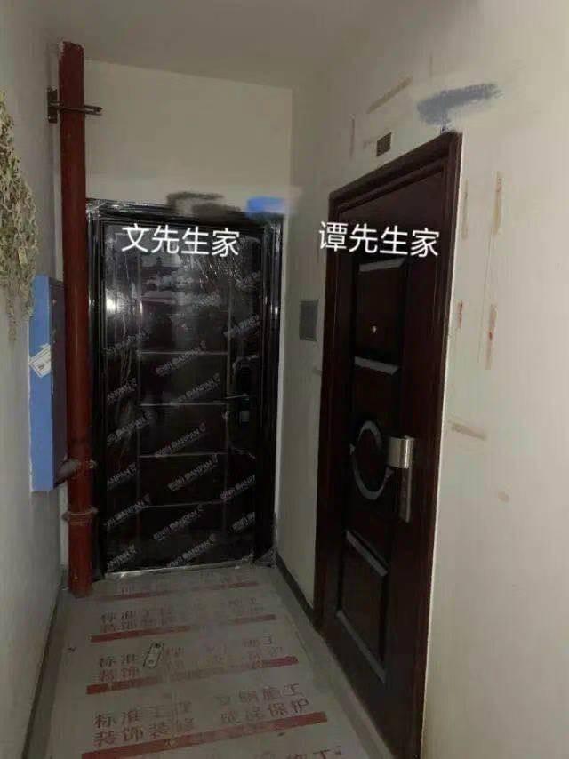 """邻居私改房门,长沙业主愁坏了:他一开门我家就被""""封锁""""!"""