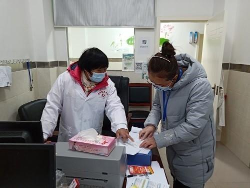 宝兴县市场监督管理局开展新冠病毒疫苗专项检查