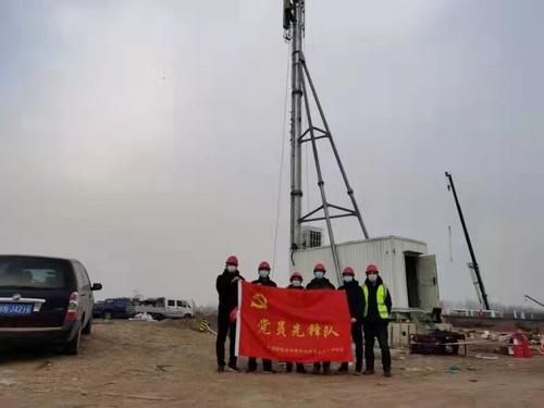 中国铁塔奋战72小时完成石家庄隔离场所通信应急建设