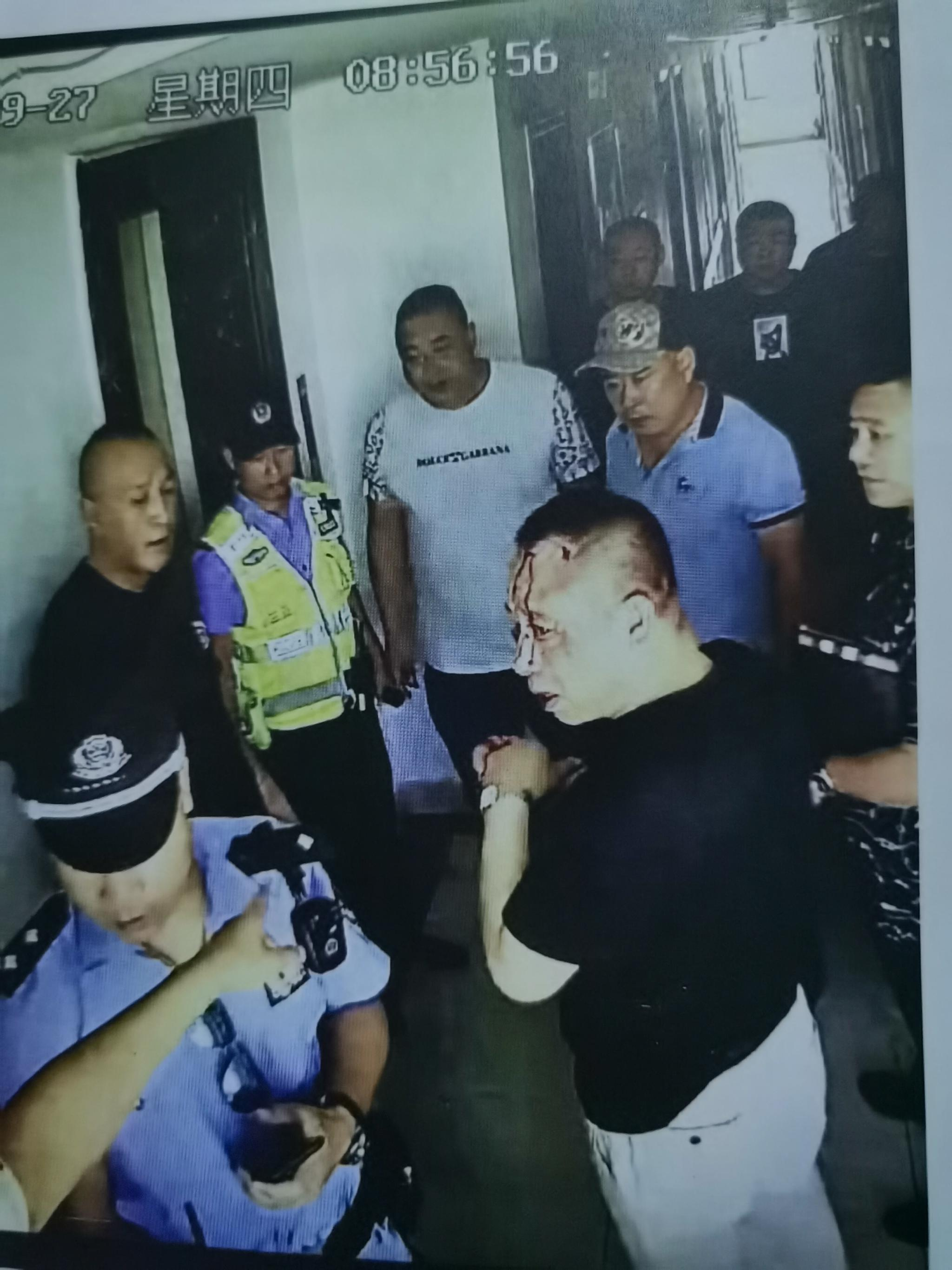 海南四保安遭诬陷续:诬陷者曾杀人,服刑4年多假释出狱