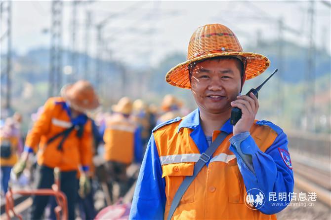 沪昆铁路云南段:千人大会战 畅通东大门