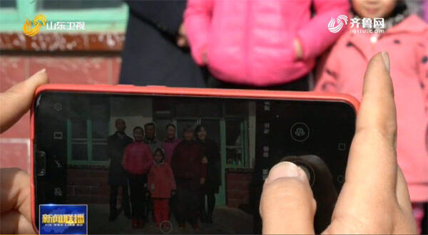 """【奋斗百年路 启航新征程•脱贫攻坚答卷】潍坊刘雪峰一家的脱贫""""全家福"""""""