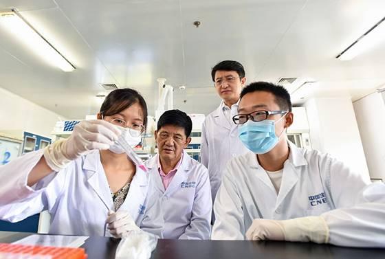 疫苗研发期间,国药集团纪委书记5次带队现场监督核查进度