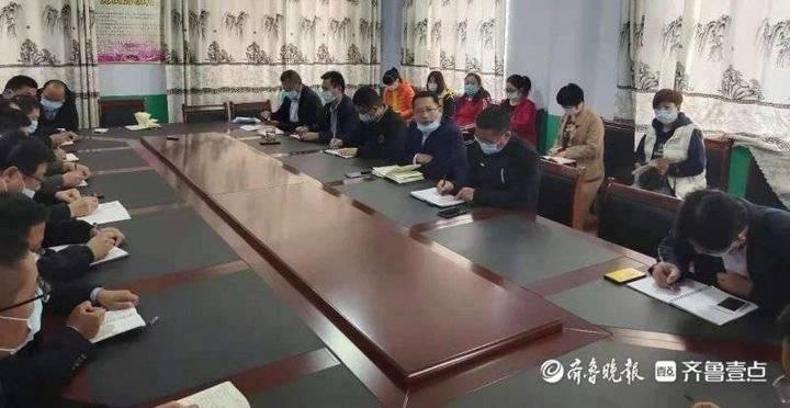 岱岳区山口教育:持续推进教育改革,不断提升教师队伍素质和状态