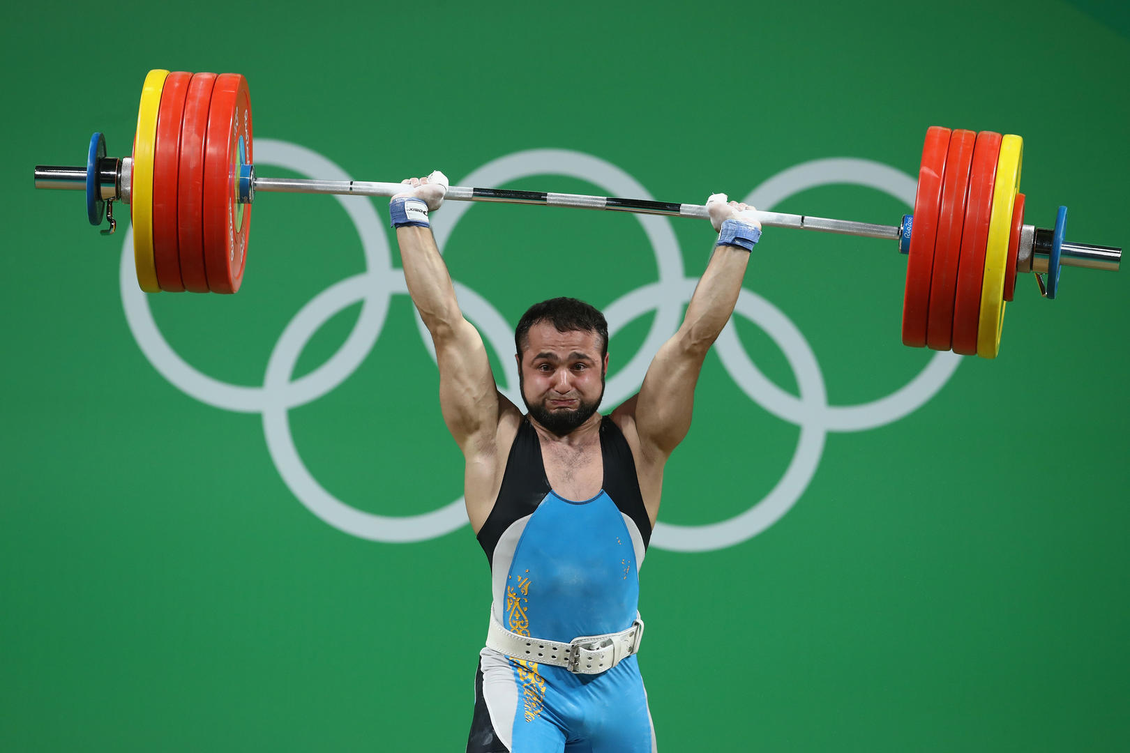 里约奥运举重冠军涉嫌兴奋剂违规 中国名将或将递补摘金