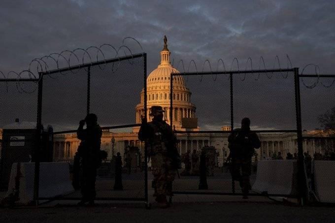 2名美国国民警卫队士兵将被调离就职典礼:疑似与右翼组织有联系