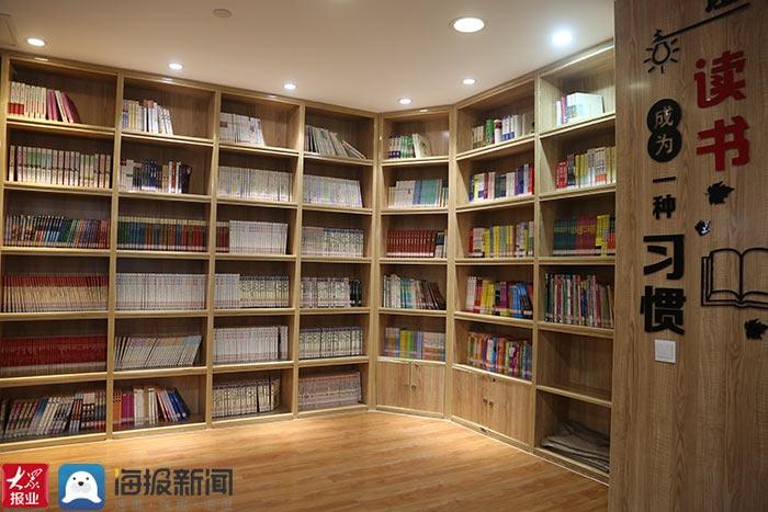 创新服务供给 新泰市城乡书房建设润民心
