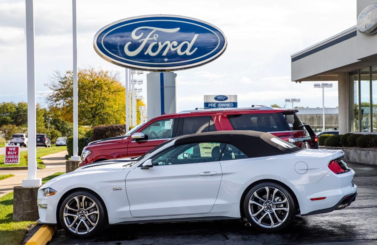 因安全气囊问题,美国福特召回300万辆汽车