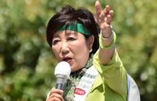 侃天下|菅义伟支持率跌至警戒线,她才是虎视首相职位的那个人