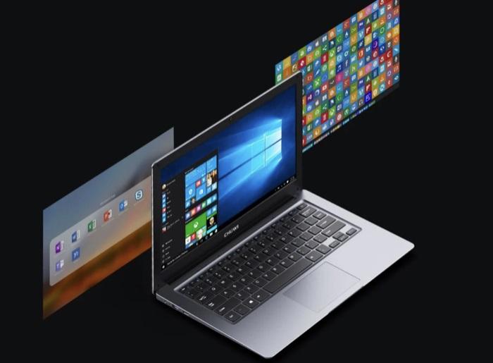 驰为发布 HeroBook Pro+ 笔记本:13英寸 3K 屏,约1700 元