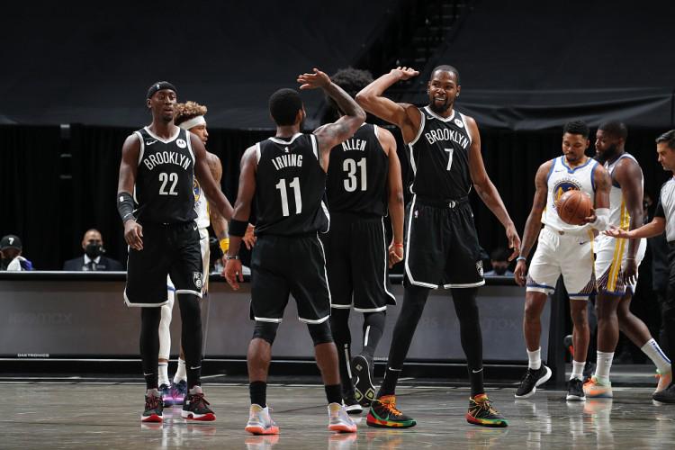欧文:我要为篮网带来总冠军 以及平等团结等等大于篮球的东西