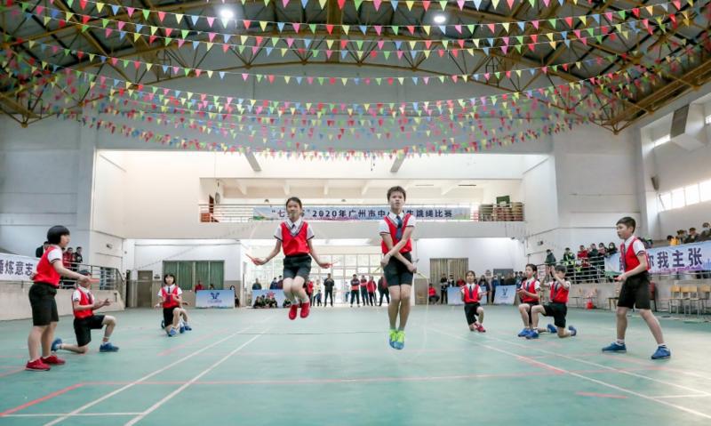 电影《点点星光》公映,看广州娃如何用一根跳绳改变命运