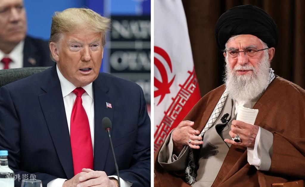 """伊朗用制裁为他们""""送行"""""""