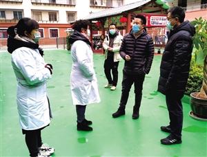 红河州民政局检查蒙自老年公寓疫情防控工作