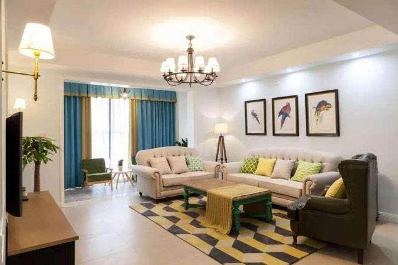 区区10万元,就把88平米的二居室装修拿下了,真是出乎意料!