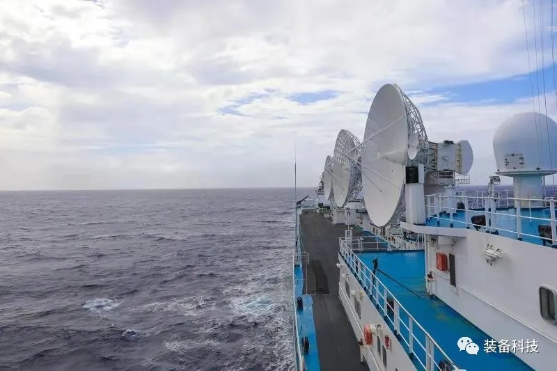 中国卫星海上测控部2021年度任务迎来开门红!