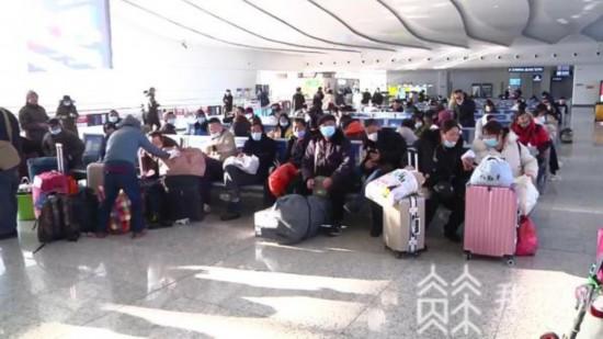 铁路调图后连云港站新增82列客动车组增幅达到92%