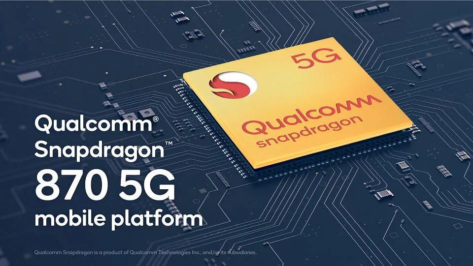 天玑1200发布,高通推出骁龙870 5G移动平台