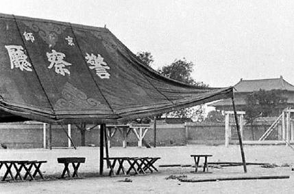 京城旧警察 枪械需自备