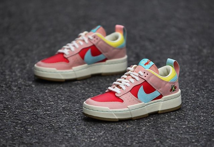 Dunk Low Disrupt 可能还有特殊盒款!