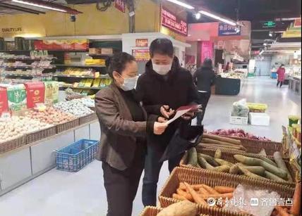 东营市市场监管局积极开展春节前价格执法检查行动