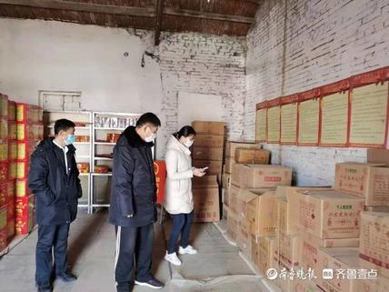 垦利区黄河口镇组织安全专家查隐患,助力安全生产集中行动