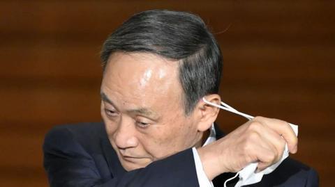 日媒:菅义伟政府亮起黄灯 有可能4月下台