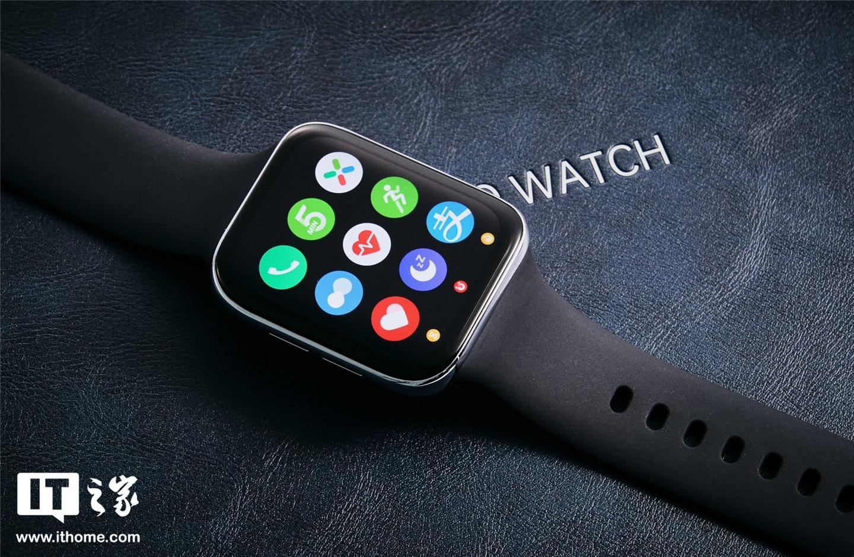 OPPO Watch ECG 版智能手表获IT之家 2020 年度标杆产品奖
