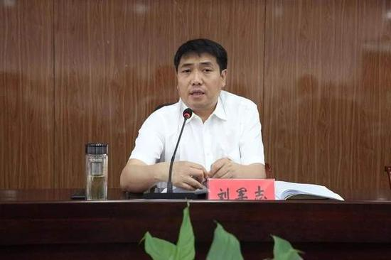 """石家庄藁城区委书记换人,省纪委""""空降"""""""