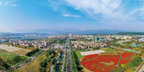 推窗见绿抬头见景 绵阳北川生态环境质量大幅改善