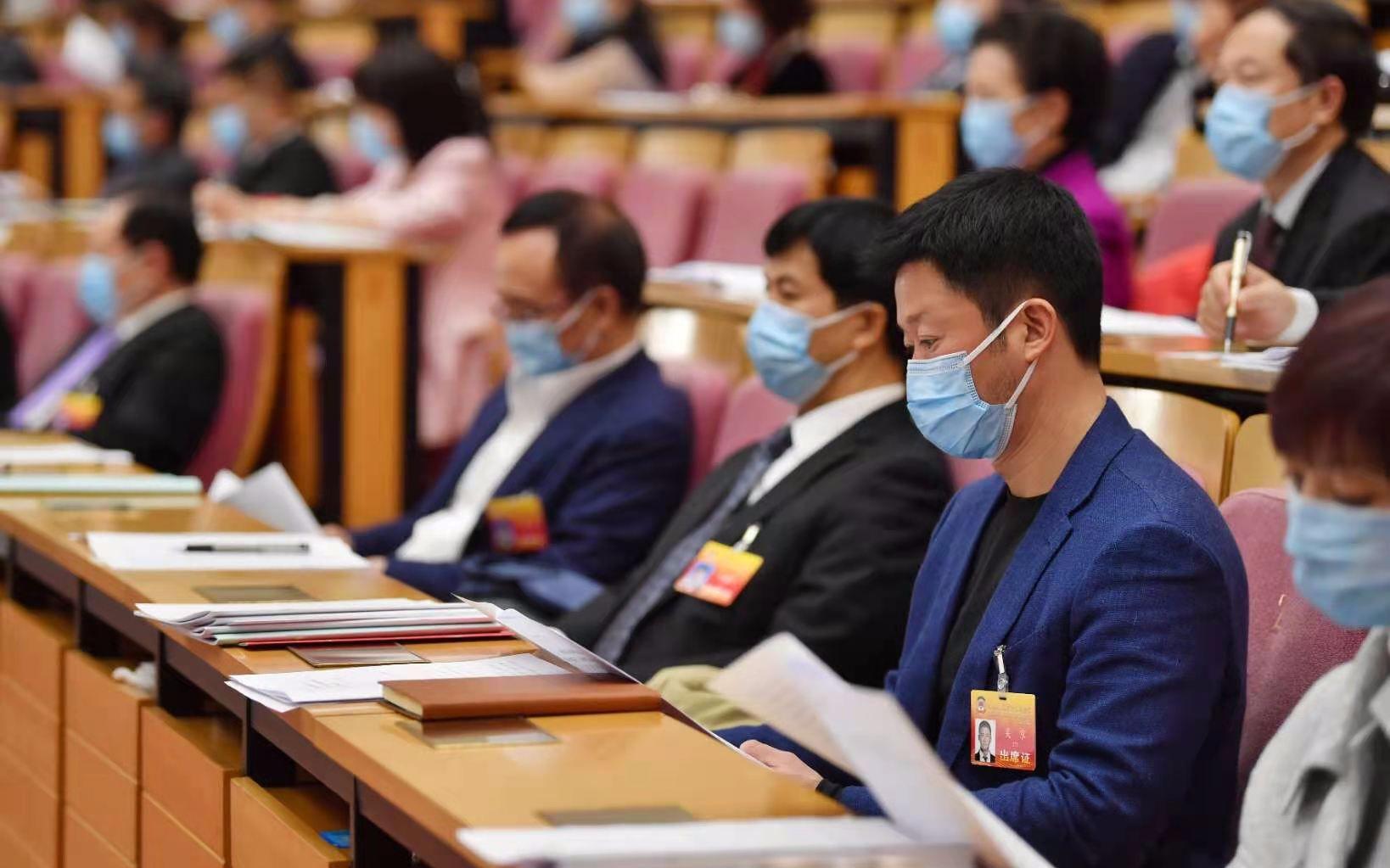 北京市政协委员吴京:建议完善影视人才保护和培养机制