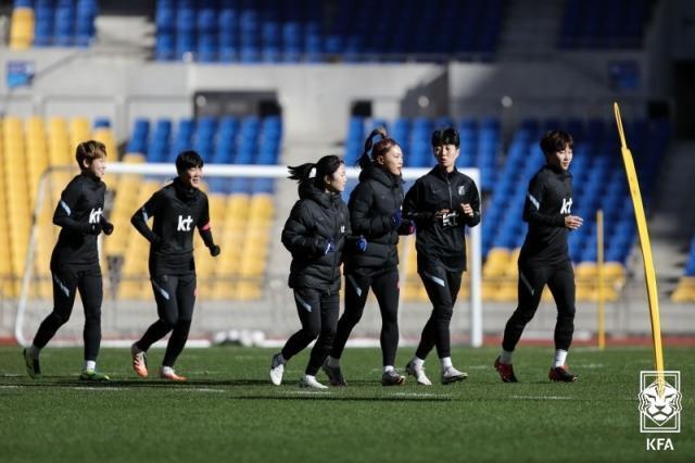 女足奥运赛韩国求战心切 中国足协两手准备应对