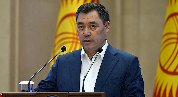 吉尔吉斯斯坦总统就职典礼将于28日举行 总统制被确立为国家政体