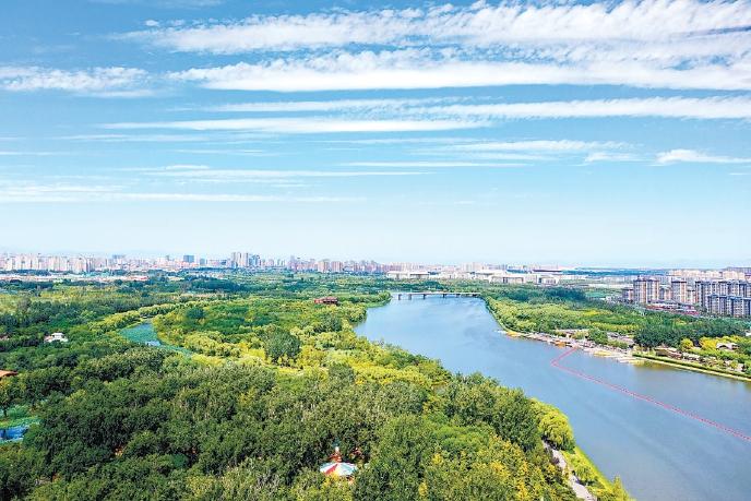 """北京城市副中心明年基本建成国家5A级景区,擦亮运河""""金名片"""""""
