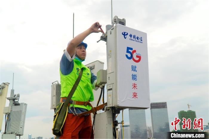 江西数字经济逆势增长 电子信息产业营收超5000亿元